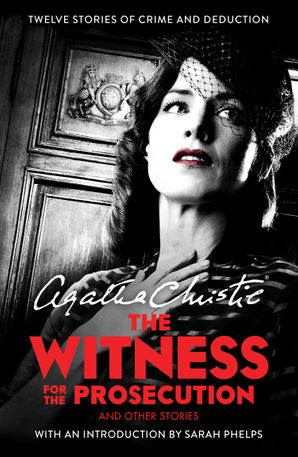 The Witness for the Prosecution Paperback TV tie-in edition by Agatha Christie