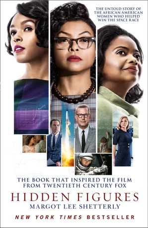 Hidden Figures Paperback  by Margot Lee Shetterly