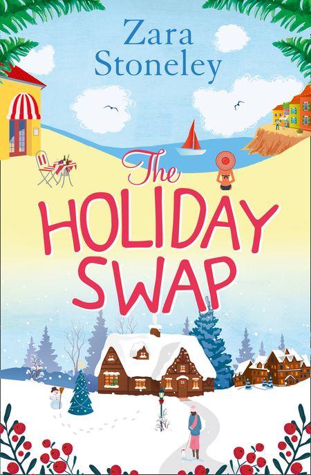 The Holiday Swap - Zara Stoneley
