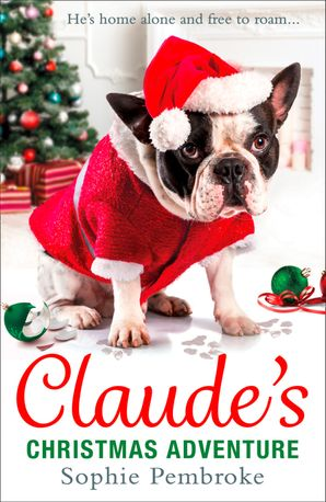 Claude's Christmas Adventure Hardcover  by Sophie Pembroke