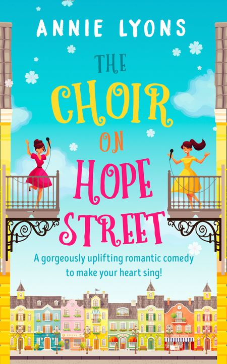 The Choir on Hope Street - Annie Lyons