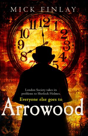 Arrowood Hardcover First edition by Mick Finlay