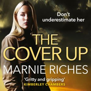 The Cover Up  Unabridged edition by No Author