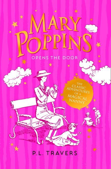 MARY POPPINS OPENS THE DOOR by P. L. Travers -