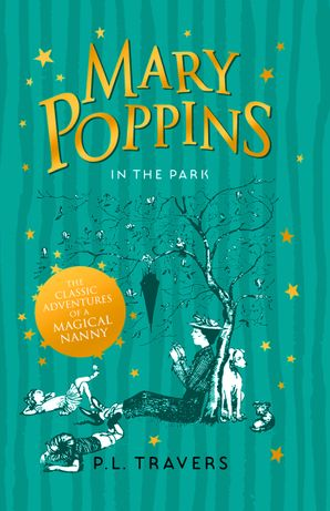 Mary Poppins in the Park Paperback  by