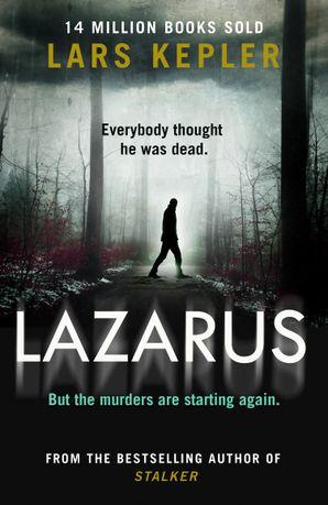 Lazarus (Joona Linna, Book 7) Hardcover  by