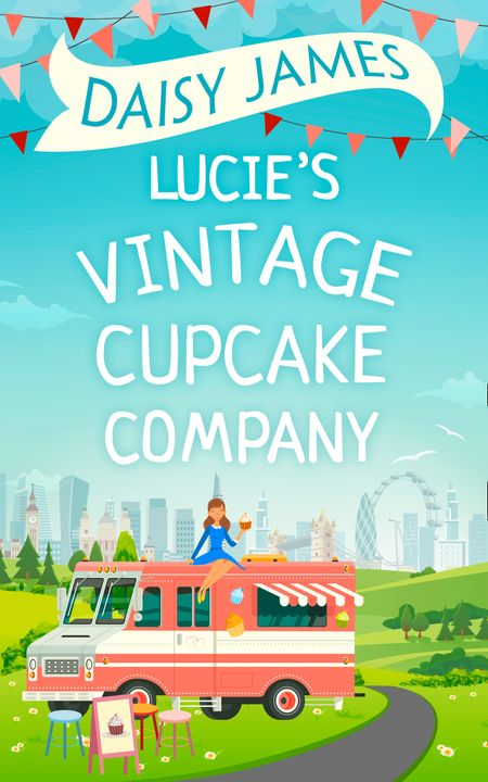Lucie's Vintage Cupcake Company - Daisy James