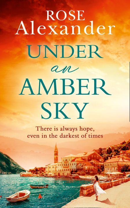 Under an Amber Sky - Rose Alexander