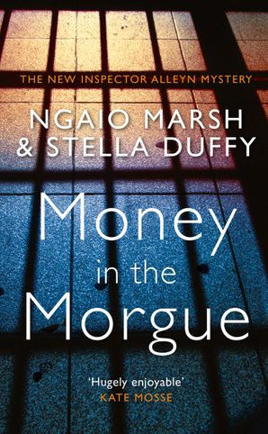 Money in the Morgue Hardcover  by Ngaio Marsh