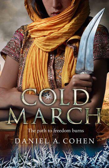 Coldmarch - Daniel A. Cohen