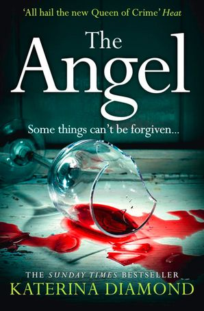 The Angel Paperback  by Katerina Diamond