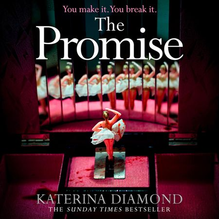 The Promise - Katerina Diamond, Read by Stevie Lacey