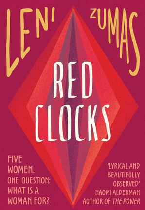 Red Clocks Hardcover  by