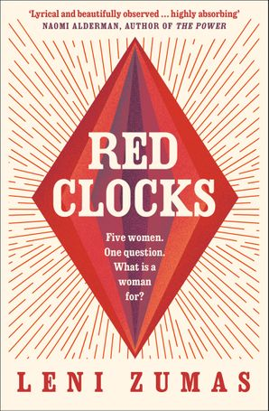 Red Clocks Paperback  by