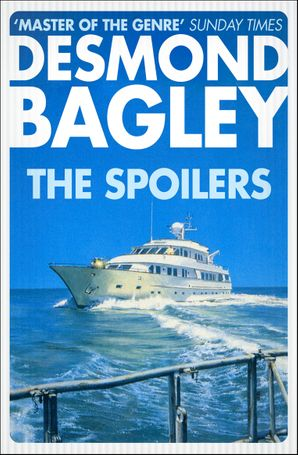 The Spoilers Paperback  by Desmond Bagley