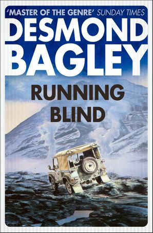 Running Blind Paperback  by