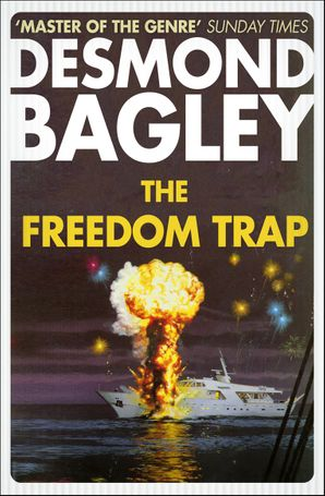 The Freedom Trap Paperback  by Desmond Bagley