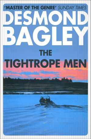 The Tightrope Men Paperback  by