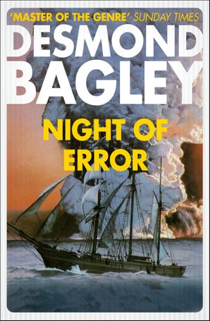 Night of Error Paperback  by Desmond Bagley