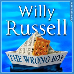 The Wrong Boy  Abridged edition by No Author