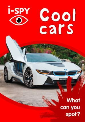 i-SPY Cool Cars: What can you spot? (Collins Michelin i-SPY Guides) Paperback  by