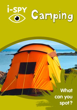 i-SPY Camping: What can you spot? (Collins Michelin i-SPY Guides) Paperback  by No Author