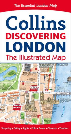 discovering-london-illustrated-map