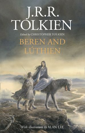 Beren and Lúthien Hardcover  by