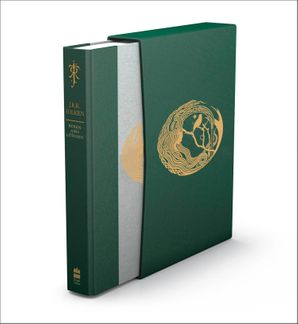 Beren and Lúthien Hardcover Deluxe Slipcase edition by