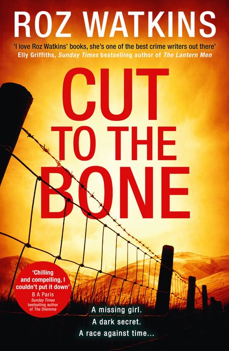 Cut to the Bone (A DI Meg Dalton thriller, Book 3) - Roz Watkins