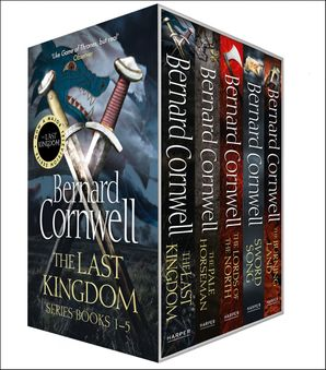 The Last Kingdom Series (The Last Kingdom Series)  Boxed Set edition by Bernard Cornwell