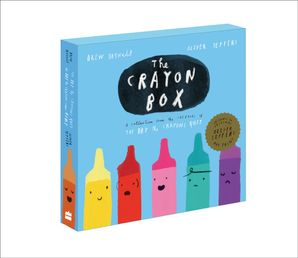 The Crayon Box Hardcover Slipcase edition by