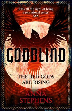 Godblind (The Godblind Trilogy, Book 1) eBook  by