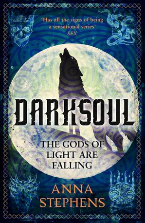 Darksoul (The Godblind Trilogy, Book 2)