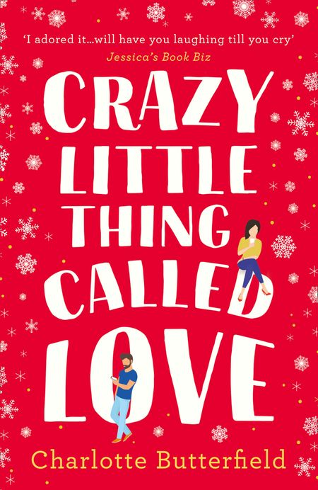 Crazy Little Thing Called Love - Charlotte Butterfield