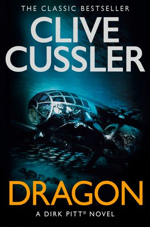 Dragon Paperback  by Clive Cussler