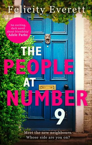 The People at Number 9 Paperback  by Felicity Everett