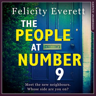 The People at Number 9 - Felicity Everett, Read by Jenny Funnell