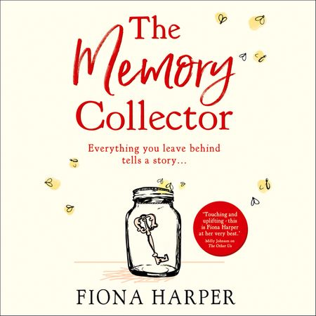 The Memory Collector - Fiona Harper, Read by Sophie Roberts