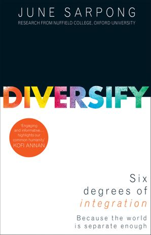 Diversify Hardcover First edition by June Sarpong