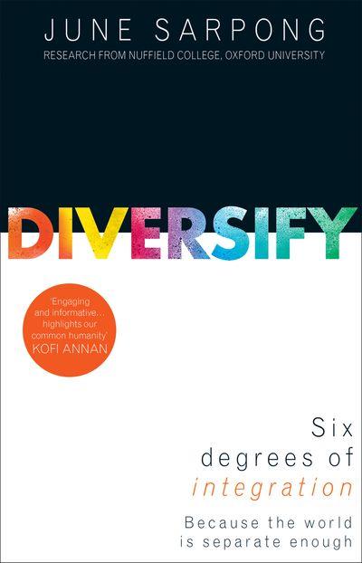Diversify - June Sarpong