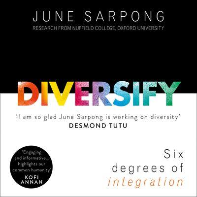 Diversify - June Sarpong, Read by June Sarpong
