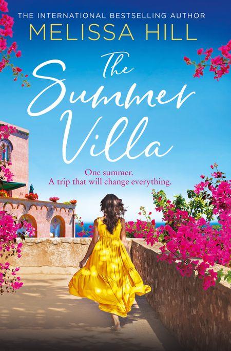 The Summer Villa - Melissa Hill