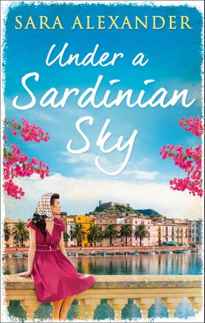 Under a Sardinian Sky Paperback First edition by