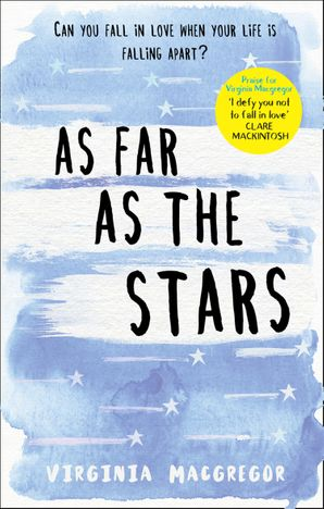 As Far as the Stars Paperback  by Virginia Macgregor