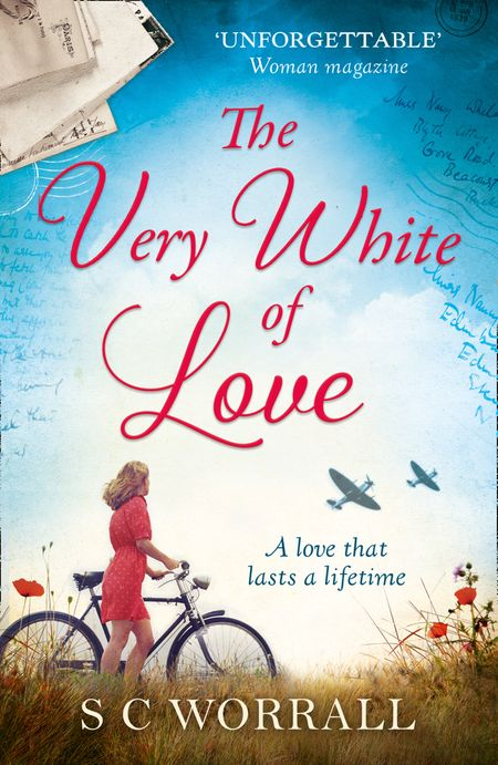 The Very White of Love - S C Worrall