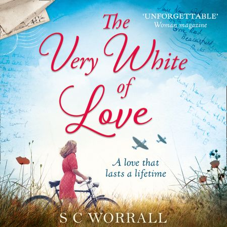 The Very White of Love - S C Worrall, Read by Madeleine Worrall and Thomas Judd