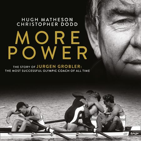 More Power - Hugh Matheson and Christopher Dodd, Read by Joseph Tweedale