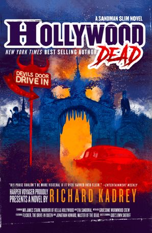 Hollywood Dead (Sandman Slim, Book 10) Paperback  by