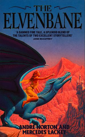 The Elvenbane eBook  by Andre Norton
